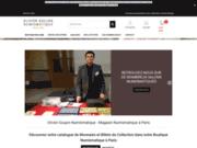 screenshot http://www.ognumis.fr/ Olivier Goujon Numismatique