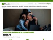 screenshot http://www.olaer.fr accumulateurs hydrauliques olaer - echangeurs thermiques oiltech - accumulateur hydraulique