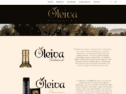 screenshot http://www.oleiva.com.tn huile d'olive tunisie
