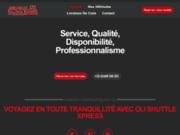 Navette aéroport Liège Bruxelles - Oli-Shuttle Xpress, voiture avec chauffeur et shuttle