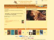 screenshot http://www.omerveilles.com librairie omerveilles