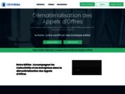 screenshot http://www.omnikles.com omnikles : dématérialisation de documents