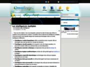 screenshot http://omnilogie.fr omnilogie : le manuel des castors seniors