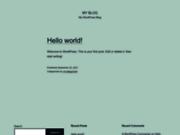 screenshot http://www.onveut.com cadeaux et créations personnalisées