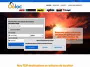 ooloc.com centrale de reservation en location de voiture en France et dans le monde