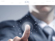 screenshot http://www.open-zone.fr agence innovante
