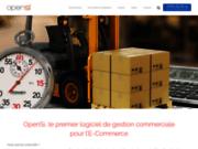 screenshot http://www.opensi.fr/ opensi  logiciel de gestion commerciale