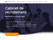 Créée par des experts du monde du recrutement en ligne, Opensourcing accompagne tous types d'entrepr