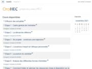 screenshot http://www.oralhec.fr/ les entretiens d'intégrations des grandes écoles à votre portée