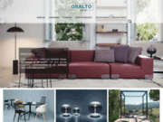 Oralto : Meubles design et luminaires