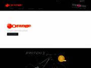 screenshot http://www.orangebikes.co.uk/ orange - mountain bikes