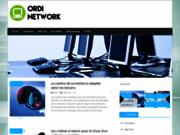 screenshot http://www.ordi-network.fr . ordi-network 34 . depannage informatique et reseau