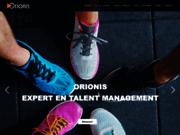 screenshot http://orionis-rh.com Orionis, cabinet de recrutement à Rouen 76
