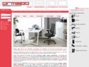 screenshot http://www.ormepo.fr Mobilier de bureau et agencement mobilier