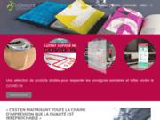 screenshot http://www.ormont-imprimeur.fr/ tous travaux d'impressions lorraine