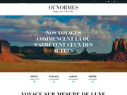Ornormes - voyage de luxe