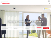 Groupe Immobilier Orpi Anthinea