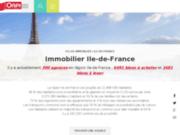 screenshot http://www.orpi91.com/ vente d'immobilier dans l'essonne - orpi 91