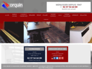 Orquin Menuiserie, entreprise de menuiserie