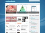screenshot http://www.orthodontie-fr.com orthodontics world