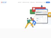 screenshot https://www.oscar-referencement.com/ Agence de référencement naturel à Paris