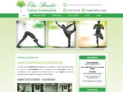 screenshot http://www.osteo-villecresnes.fr/ Ostéopathe Elsa Boudot