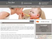 screenshot http://www.osteopathe-auge.fr/ Ostéopathe à Vincennes