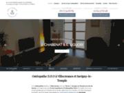 Ostéopathe à Villecresnes - Johann CHABENAT