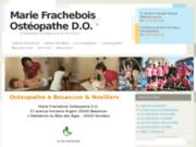 Marie Frachebois - Ostéopathe
