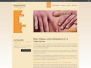 Consultation d'un ostéopathe à Valenciennes