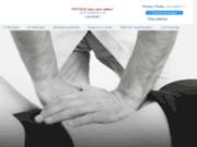 screenshot http://osteopathecabinet.com osteopathe paris