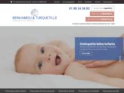 Ostéopathe Benhamou et Turquetille à Courbevoie