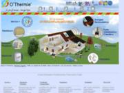 screenshot http://www.othermie.fr Mise aux normes - Bilan énergétique - Contrat d'entretien - Mise en service