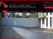 Terrassier : Ouest Terrassement à SAINT-HILAIRE-PETITVILLE 50
