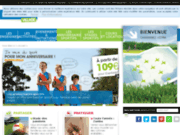 screenshot http://www.oxylanevillage.com/ pratique sportive