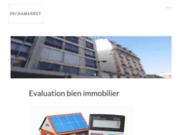 screenshot http://www.pachamarket.fr pachamarket