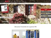 screenshot http://www.pacotte-mignotte.fr PACOTTE & MIGNOTTE - Créateur d'ouvertures