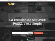 PAGIZ : création, gestion et hébergement de site web