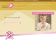 screenshot http://www.palaisdesdragees.com le palais des dragées