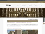 screenshot http://www.pamard-avocat.fr/ Avocat avignon