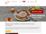 screenshot http://www.panierdeshalles.fr plateau repas