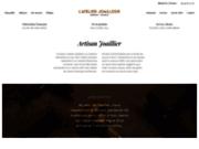 screenshot http://www.panzavolta-paris.fr panzavolta - bijoutier joaillier créateur à paris