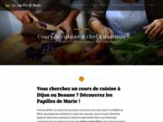 Cours de cuisine Dijon