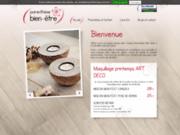 screenshot http://parenthese-bienetre.fr Institut de beauté Parenthèse Bien-être de Colmar