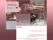 screenshot http://www.parfumsdecuisine.net/ restaurant gastronomique à namur