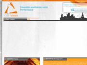 screenshot http://www.paris-logiciel.com création de votre logiciel sur mesure à paris