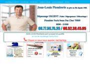 Débouchage canalisations Plombier paris 75009