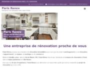 screenshot http://www.paris-renov-depannage.fr paris-rénov dépannage