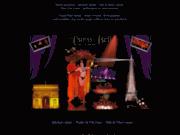 Revue music'hall Paris Bell