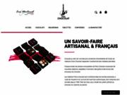 Paris chocolat, site de vente en ligne de chocolat de luxe pour tous